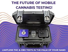 Purpl Pro Cannabinoid Tester