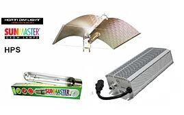 Lampenset 600W HPS Horti Dim / Adjust-a-Wings Reflektor