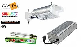 Lampenset 600W HPS Horti Dim / HORTISTAR Reflektor