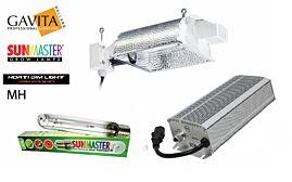 Lampenset 600W MH Horti Dim / HORTISTAR Reflektor