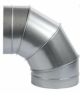 Rohrbogen 90 Grad / 100mm-400mm
