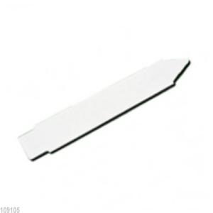 Steck-Etiketten weiss   12 cm    (40 Stk. / Pack)