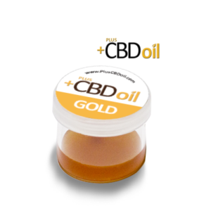 Plus CBD 25% Hemp CBD Oil GOLD Label / 1 Gramm