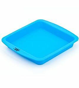NoGoo Silikon Schale / 20 cm Square Dish
