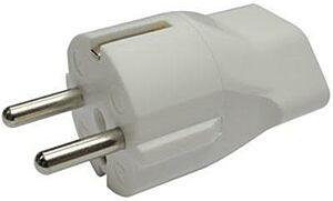 CH-Adapter - Übergangsstecker 3-polig Schuko/Typ23