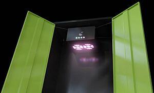 Hazelbox Plus (grün oder anthrazit)