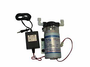 Boosterpumpe 24V. für jedes Osmosegerät geeignet