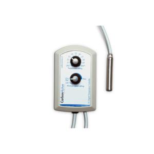 EC Digital Controller Temperatur + Speed von Carbon Active
