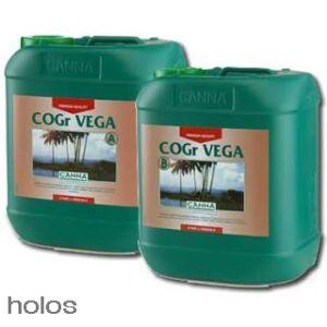 Canna COGr Vega  A & B (2x10L)