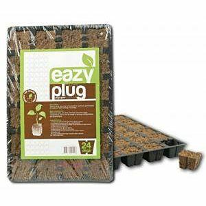 Eazy Plug, 4 x 4 cm, Tray mit 24 Stk.
