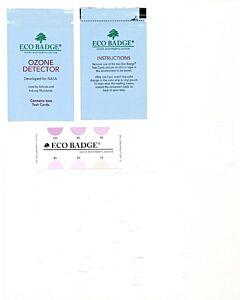EcoBadge Ozone Detector