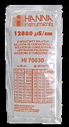 Eichflüssigkeit EC-Puffer Beutel 12880 mS