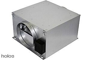 Flüsterventilator Ruck ISOTX 315