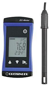 EC Messgerät Typ GMH 3410 von Greisinger