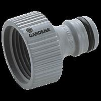 """Gardena Hahnstück 33,3 mm  (G 1""""/25 mm) auf Schlauch"""