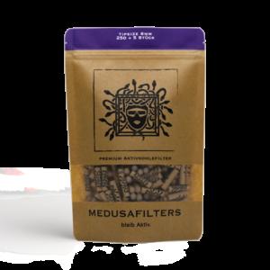 Medusa Filter Aktiv-Kohle / 250 Stück