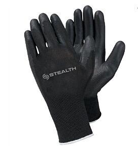Stealth PU Garten Handschuhe / 1 Paar