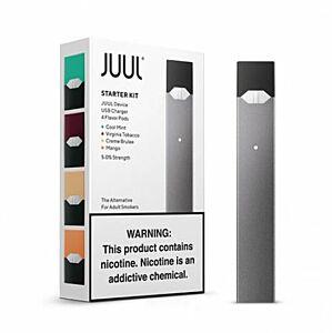 JUUL Starter Kit (Aktion nur solange Vorrat)