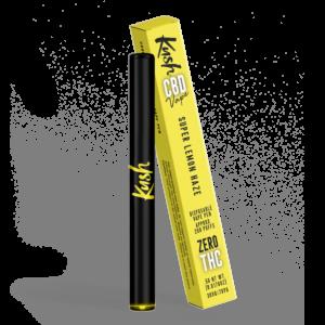Kush Vape CBD Vape Pen Super Lemon Haze 40% CBD