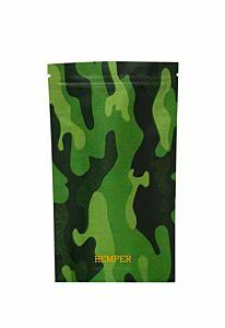 Hemper Grip medium / 10 Stk. / camouflage / geruchsdicht!
