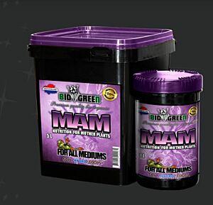 MAM von BioGreen  1 L  für Mutterpflanzen