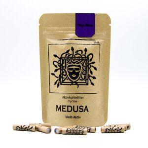 Medusa Filter Aktiv-Kohle / 50 Stück