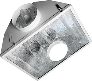 Reflektor MEGA COOL für double-ended Leuchtmittel - Anschluss 200 mm
