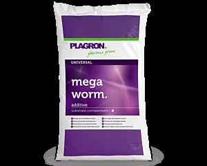 Mega Worm Plagron Wurmmist  25 Liter