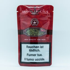 CBD Blüten ARAVIA FRUCTUS   4,5 g