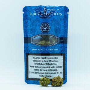 CBD Blüten TURICUM FORTIS    4,5 g
