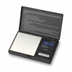 Waage MZ-100 Pocket Scale 100g - 0.001g