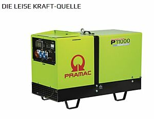 Stromerzeuger P11000 400V 50HZ (+ 230 Volt Output)