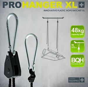Ratched PRO Hangers bis 48 kg (2 Stk. / Pack)