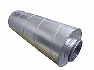 Schalldämpfer D 250 mm - 100 cm Länge