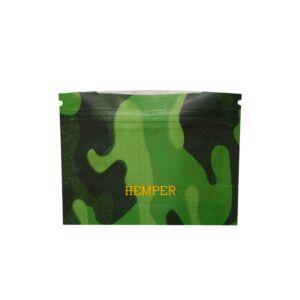 Hemper Grip small / 10 Stk. / camouflage / geruchsdicht!