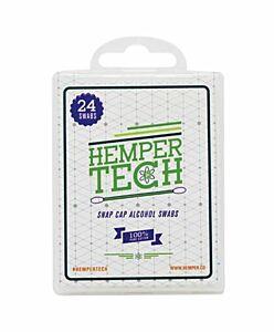 Tupfer mit Alkohol von Hemper Tech / 24 Tupfer pro Pack