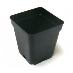 Vierkant-Topf TEKU 13 x 13 x 13 cm