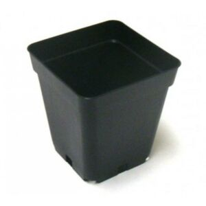 Vierkant-Topf TEKU 10 x10 x 11 cm