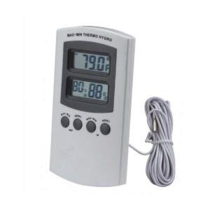 Thermo-/Hygrometer mit Sonde