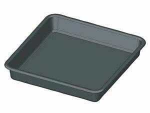 Untersetzer 4-eckig 17.4x17.4cm für 6  Liter Töpfe