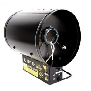 UVONAIR CD-1000-1 - Anschluss  250 mm