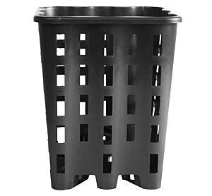 Topf Kunststoff vierkant belüftet 20x25 6.5 L