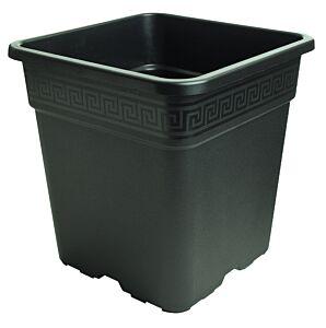 Topf Kunststoff vierkant 33,5 x 33,5 x 33,5 cm  25 L