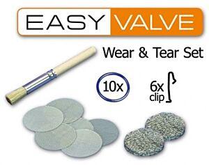 Volcano - Easy Valve Wear & Tear Set