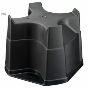 Wasserfass Slimline 100 L / 40x40x94 cm