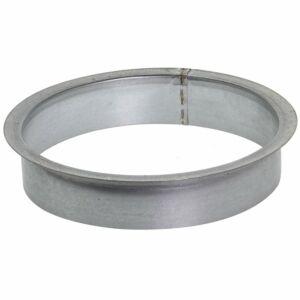 Wand-Flansch 100 mm