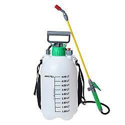 Wasser-Zerstäuber 5 Liter