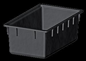 Wassertank PE schwarz 180 Liter