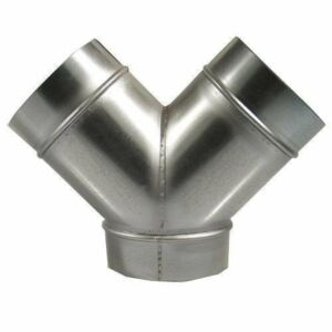 Hosenrohr 125 mm (dichte Version)