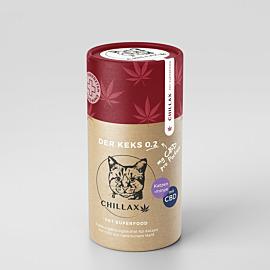 Katzenkekse - Katzenminze - 0.2 mg CBD - Total 120 mg CBD